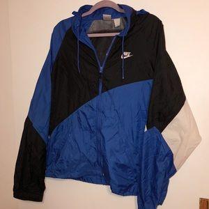 Men's Vintage 90's Nike Windbreaker Jacket XL
